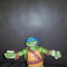 Figuras y Muñecos Tortugas Ninja: FIGURA TORTUGA NINJA VILACON 2012 ARTICULADA CON MUELLES. Lote 110551070