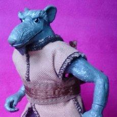 Figuras y Muñecos Tortugas Ninja: FIGURA PLAYMATES 2002 MIRAGE STUDIOS TURTLES NINJA SPLINTER RATA . Lote 111348135