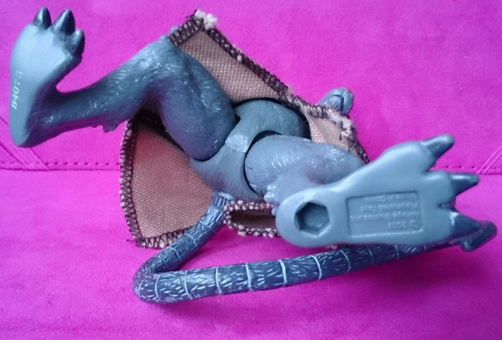 Figuras y Muñecos Tortugas Ninja: Figura Playmates 2002 Mirage Studios Turtles Ninja Splinter rata - Foto 3 - 111348135