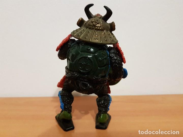 Figuras y Muñecos Tortugas Ninja: FIGURA DE ACCION TORTUGAS NINJA PLAYMATES TOYS 1990 - Foto 2 - 195256347