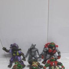 Figuras y Muñecos Tortugas Ninja: LOTE TORTUGAS NINJA.. Lote 111715816