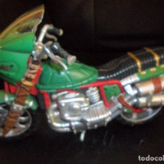Figuras y Muñecos Tortugas Ninja: SUPER BIKE MOTO LAS TORTUGAS NINJA 2002 - PLAYMATES . Lote 112505847