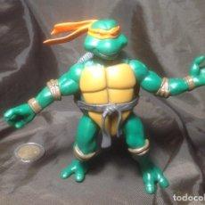 Figuras y Muñecos Tortugas Ninja: MICHELANGELO MIRAGE STUDIOS 12 CM PLAYMATE TOYS. Lote 112529427