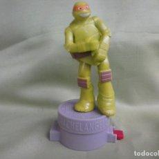 Figuras y Muñecos Tortugas Ninja: FIGURA MICHELANGELO TORTUGAS NINJA. BURGER KING. Lote 112548347