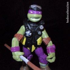 Figuras y Muñecos Tortugas Ninja: DONATELLO - TORTUGAS NINJAS - TNMT - 2014 VIACOM PLAYMATES - FIGURA DE ACCION - TORTUGA NINJA-- . Lote 113790099