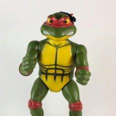Figuras y Muñecos Tortugas Ninja: FIGURA TMNT LAS TORTUGAS NINJA - RAPHAEL - BOOTLEG GIGANTE 30 CM. Lote 114382351