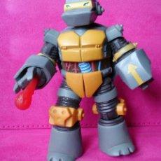 Figuras y Muñecos Tortugas Ninja: FIGURA TORTUGAS NINJA TURTLES MUTANT ROBOT METALHEAD . Lote 114699351