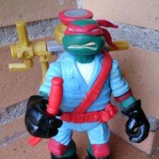 Figuras y Muñecos Tortugas Ninja: FIGURA TORTUGAS NINJA TURTLES MUTAGEN OOZE RAPH . Lote 114893067