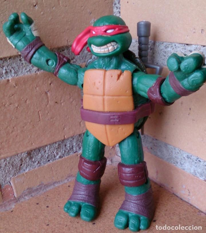 FIGURA TORTUGAS NINJA TURTLES VIACOM 2012 (Juguetes - Figuras de Acción - Tortugas Ninja)