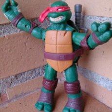 Figuras y Muñecos Tortugas Ninja: FIGURA TORTUGAS NINJA TURTLES VIACOM 2012. Lote 114893555