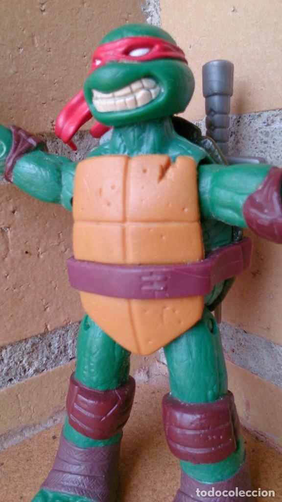 Figuras y Muñecos Tortugas Ninja: Figura Tortugas Ninja Turtles Viacom 2012 - Foto 2 - 114893555