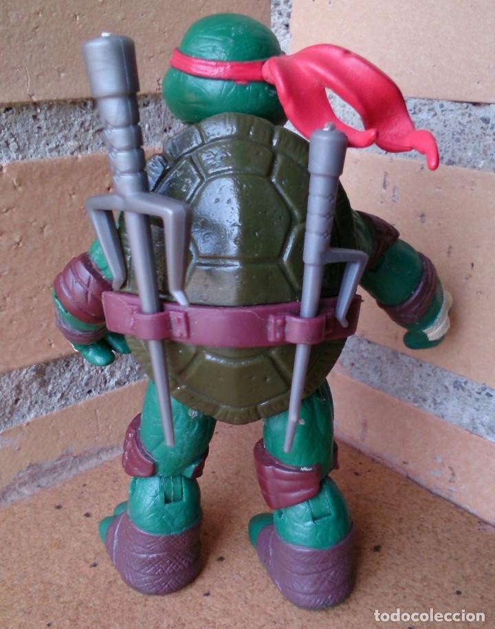 Figuras y Muñecos Tortugas Ninja: Figura Tortugas Ninja Turtles Viacom 2012 - Foto 3 - 114893555