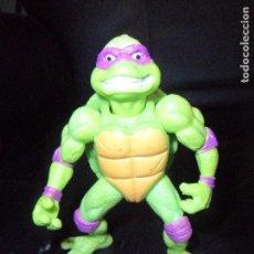 Figuras y Muñecos Tortugas Ninja: DONATELLO, LA PELICULA BOOTLEG - TORTUGAS NINJA 1990 SERIE CLASICA 1987. TMNT . Lote 115595995