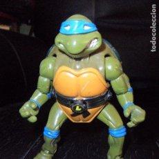 Figuras y Muñecos Tortugas Ninja: LEONARDO MUTATION TRANSFORMABLE - TORTUGAS NINJA SERIE DE TV, SERIE CLASICA 1992. TMNT . Lote 115597055