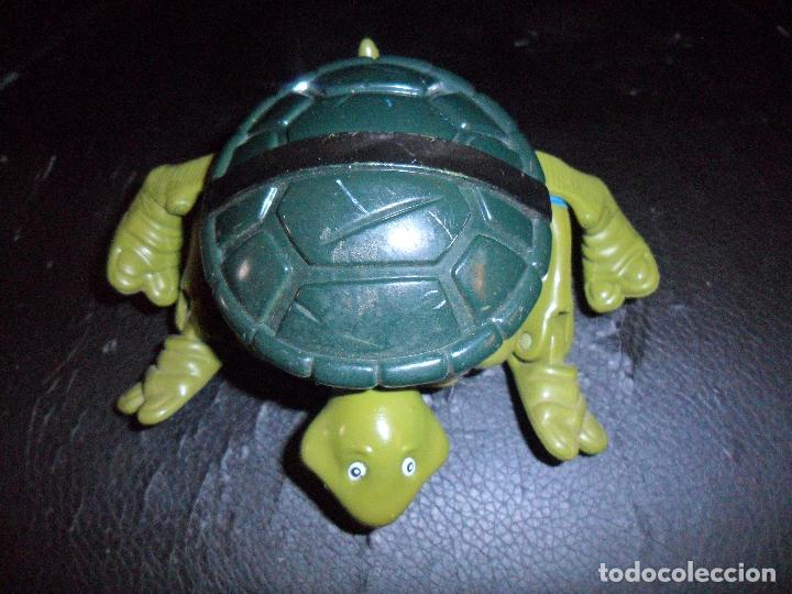 Figuras y Muñecos Tortugas Ninja: LEONARDO MUTATION TRANSFORMABLE - TORTUGAS NINJA SERIE DE TV, SERIE CLASICA 1992. TMNT - Foto 2 - 115597055