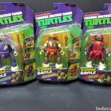 Figuras y Muñecos Tortugas Ninja: TORTUGAS NINJA NICKELODEON. Lote 116838203