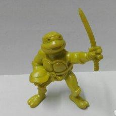 Figuras y Muñecos Tortugas Ninja: FIGURA MONOCROMA TORTUGA NINJA TURTTLES NINJA FIGURAS PVC YOLANDA TORTUGAS. Lote 118275219
