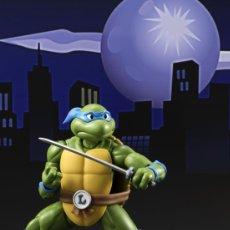 Figuras y Muñecos Tortugas Ninja: [BANDAI] TMNT S.H.FIGUARTS LEONARDO - TEENAGE MUTANT NINJA TURTLES - TORTUGAS NINJA. Lote 118381283