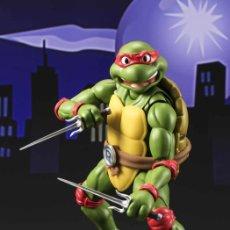 Figuras y Muñecos Tortugas Ninja: [BANDAI] TMNT S.H.FIGUARTS RAFAEL / RAPHAEL - TEENAGE MUTANT NINJA TURTLES - TORTUGAS NINJA. Lote 118381503