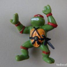 Figuras y Muñecos Tortugas Ninja: RAFAEL TORTUGAS NINJA YOLANDA AÑO 1988 RAPHAEL O RAPH MIRAGE COMICS. Lote 118785311