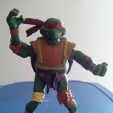 Figuras y Muñecos Tortugas Ninja: FIGURA ARTICULADA - TORTUGA NINJA - PERSONAJE PLAYMATES TOYS 2006 MIRAGE STUDIOS. Lote 119324883
