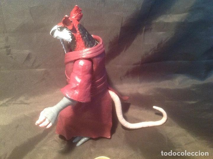 Figuras y Muñecos Tortugas Ninja: Maestro Astilla articulado Tortugas Ninja 2012 Viacom conserva la cola - Foto 4 - 120672671