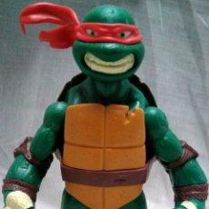 Figuras y Muñecos Tortugas Ninja: FIGURA TORTUGAS NINJA RAPHAEL. Lote 122163246
