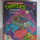 Figuras y Muñecos Tortugas Ninja: TORTUGAS NINJA KNUCKLEHEAD EN CAJA. CC. Lote 123408851