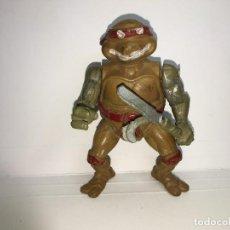 Figuras y Muñecos Tortugas Ninja: FIGURA BOOTLEG TORTUGA NINJA. Lote 125157535