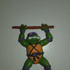 Figuras y Muñecos Tortugas Ninja: FIGURA DONATELLO DE LAS TORTUGAS NINJA YOLANDA MUÑECO GOMA PVC MODELO A. Lote 125285455