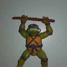 Figuras y Muñecos Tortugas Ninja: FIGURA DONATELLO DE LAS TORTUGAS NINJA YOLANDA MUÑECO GOMA PVC MODELO B. Lote 125285483