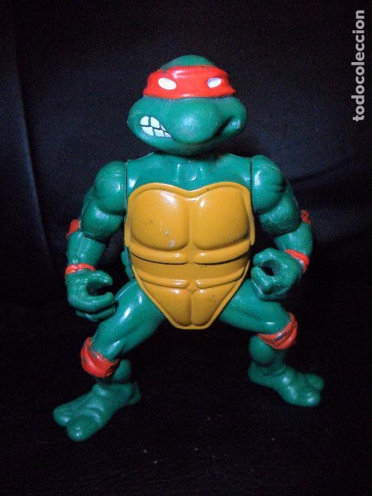 MIKE CLASICA - TORTUGAS NINJA SERIE DE TV, SERIE CLASICA 1987. (Juguetes - Figuras de Acción - Tortugas Ninja)