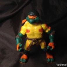 Figuras y Muñecos Tortugas Ninja: DONATELLO MIRAGE STUDIOS 2003 PLAYMATES TOYS CON CINTURÓN. Lote 127839743