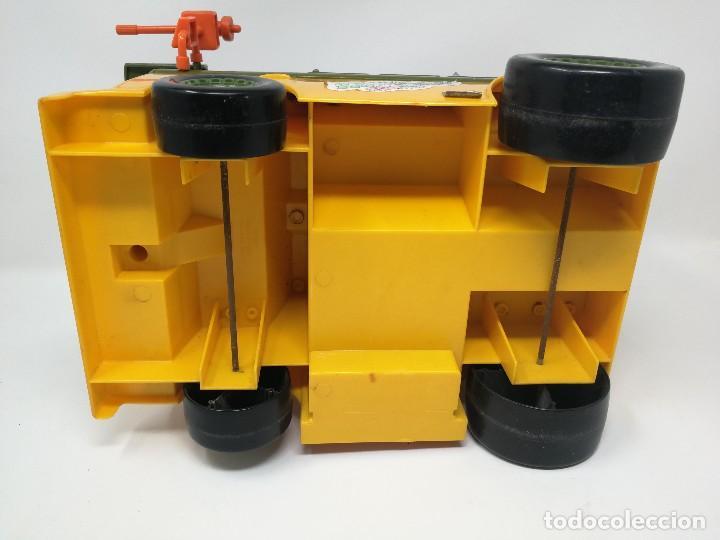 Figuras y Muñecos Tortugas Ninja: TMNT camioneta furgoneta Tortugas Ninja. Playmates Toys 1989. Completa. Dificil. - Foto 9 - 128746571