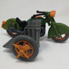Figuras y Muñecos Tortugas Ninja - TMNT moto sidecar tortue motocicleta Tortugas Ninja. Playmates Toys 1989. - 128747007
