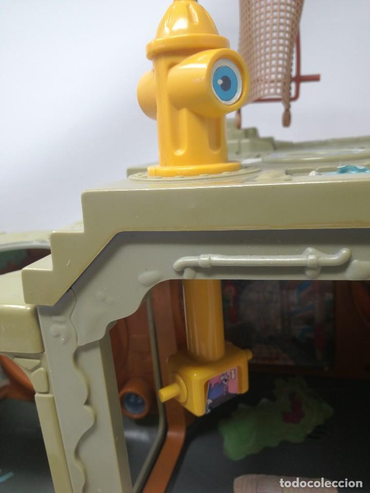 Figuras y Muñecos Tortugas Ninja: TMNT SEWER PLAYSET (alcantarillas) Tortugas Ninja. Playmates Toys 1989. Dificil. Raro. Unico - Foto 3 - 128747983
