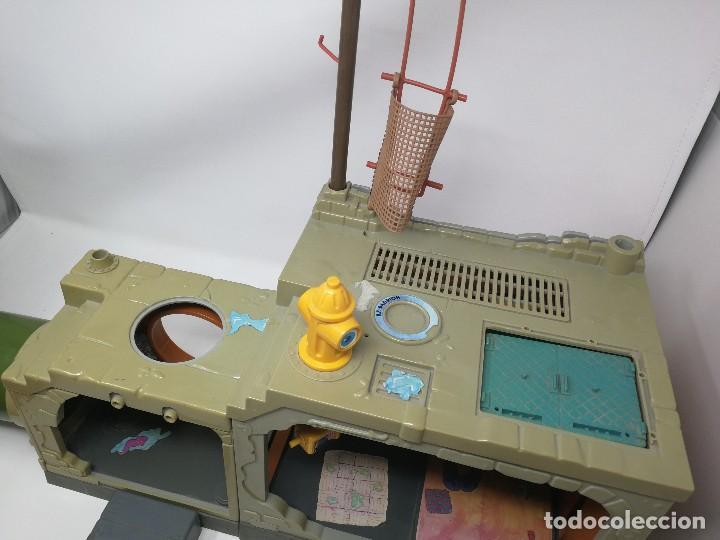 Figuras y Muñecos Tortugas Ninja: TMNT SEWER PLAYSET (alcantarillas) Tortugas Ninja. Playmates Toys 1989. Dificil. Raro. Unico - Foto 4 - 128747983
