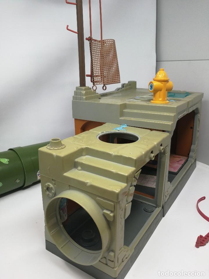 Figuras y Muñecos Tortugas Ninja: TMNT SEWER PLAYSET (alcantarillas) Tortugas Ninja. Playmates Toys 1989. Dificil. Raro. Unico - Foto 5 - 128747983