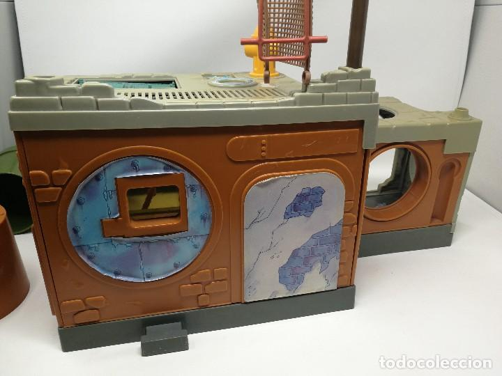 Figuras y Muñecos Tortugas Ninja: TMNT SEWER PLAYSET (alcantarillas) Tortugas Ninja. Playmates Toys 1989. Dificil. Raro. Unico - Foto 8 - 128747983