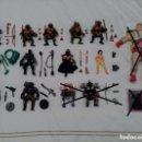 Figuras y Muñecos Tortugas Ninja: LOTE TORTUGAS NINJA (TEENAGE MUTANT NINJA TURTLES TMNT) ORIGINALES AÑOS 80 (11 FIGURAS). Lote 128314834