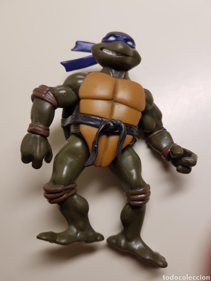 DONATELLO 2002 TORTUGAS NINJA TMNT PLAYMATES MIRAGE STUDIOS (Juguetes - Figuras de Acción - Tortugas Ninja)