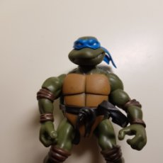 Figuras y Muñecos Tortugas Ninja: LEONARDO 2002 TORTUGAS NINJA TMNT PLAYMATES MIRAGE STUDIOS. Lote 129358867