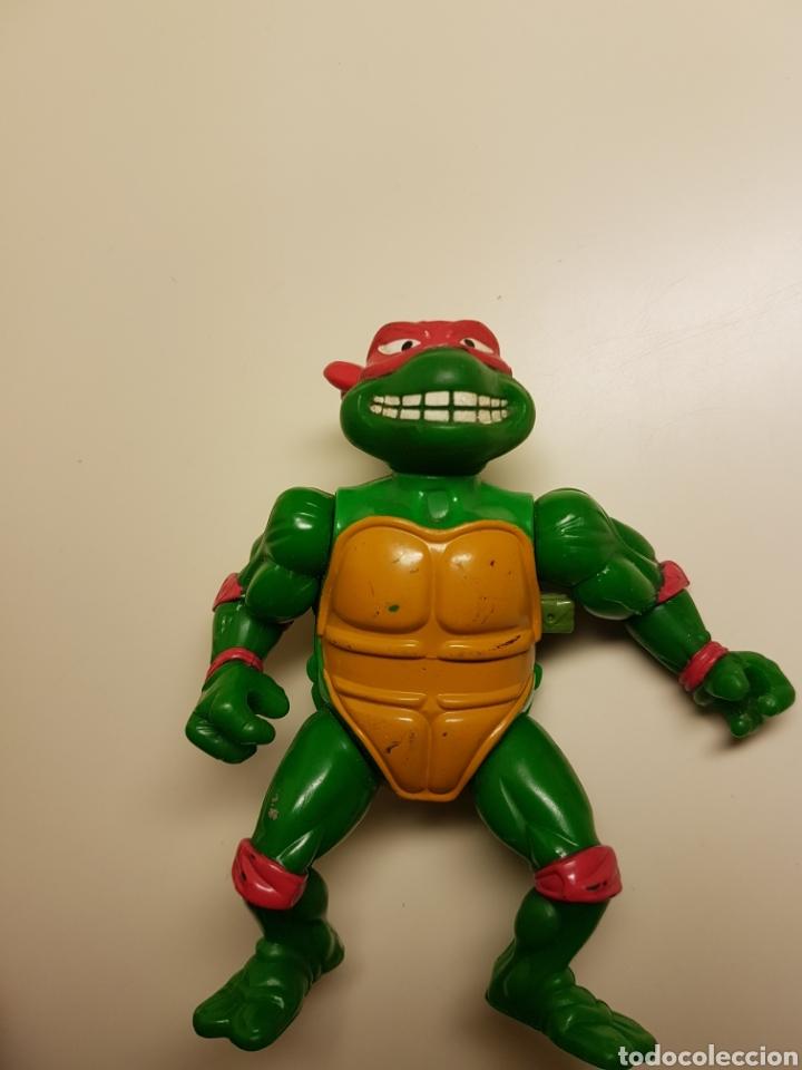 RAPHAEL 1989 TORTUGAS NINJA TMNT PLAYMATES MIRAGE STUDIOS (Juguetes - Figuras de Acción - Tortugas Ninja)