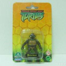 Figuras y Muñecos Tortugas Ninja: FIGURA DONATELLO - TORTUGAS NINJA TEENAGE MUTANT TURTLES - PLAYMATES GIOCHI PREZIOSI - JUGUETE TMNT. Lote 130921152