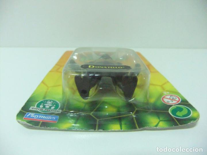 Figuras y Muñecos Tortugas Ninja: FIGURA DONATELLO - TORTUGAS NINJA TEENAGE MUTANT TURTLES - PLAYMATES GIOCHI PREZIOSI - JUGUETE TMNT - Foto 4 - 130921152