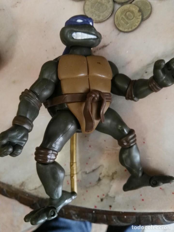 FIGURA TORTUGA NINJA (Juguetes - Figuras de Acción - Tortugas Ninja)
