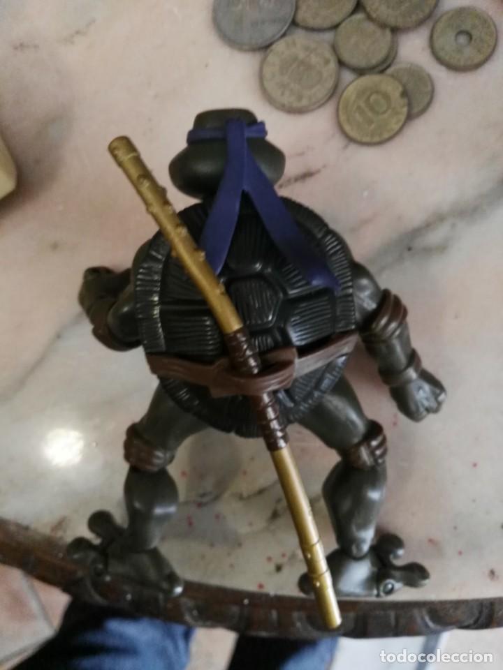Figuras y Muñecos Tortugas Ninja: FIGURA TORTUGA NINJA - Foto 2 - 131151180