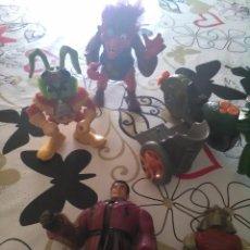 Figuras y Muñecos Tortugas Ninja: MUÑECOS TORTUGA NINJA, RAROS RAROS. Lote 131401206