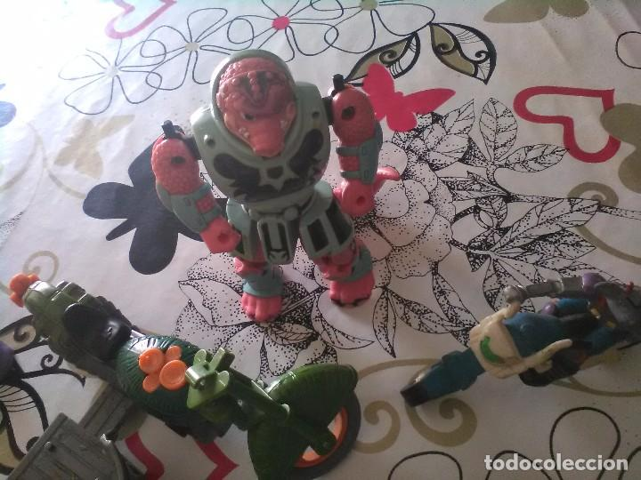 Figuras y Muñecos Tortugas Ninja: muñecos tortuga ninja, raros raros - Foto 3 - 131401206