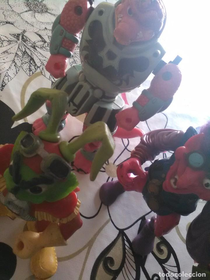Figuras y Muñecos Tortugas Ninja: muñecos tortuga ninja, raros raros - Foto 5 - 131401206